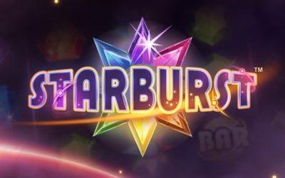 Jouer Gratuitement à la Machine à Sous Starburst
