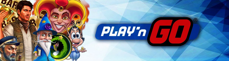 Les machines à sous populaires de Play'n Go