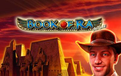 Jouer gratuitement à la machine à sous Book of Ra Deluxe