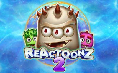 Reactoonz 2 : Jouer Gratuitement à la Machine à Sous