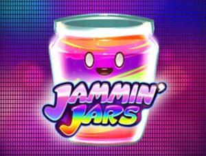 Logo de la machine à sous Jammin Jar
