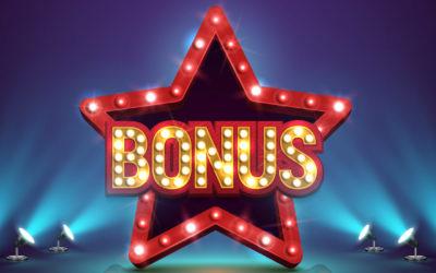 Les différents bonus des casinos en ligne