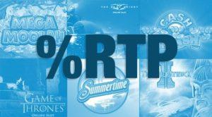 RTP des casinos en ligne