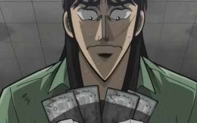Kaiji, le meilleur animé sur les jeux d'argent