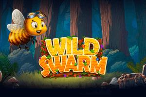 Logo de la machine à sous Wild swarm