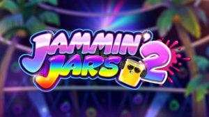 Logo de la machine à sous Jammin' Jars 2