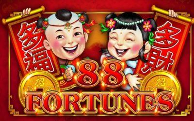 88 Fortunes – Jouer Gratuitement à la Machine à Sous
