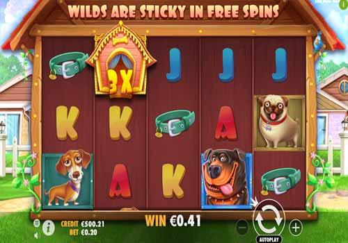 Jouer gratuitement à la machine à sous The Dog House