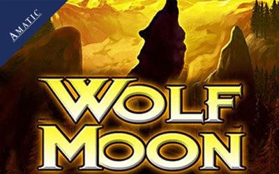Jouer gratuitement à la machine à sous Wolf Moon Amatic
