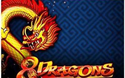 Jouer gratuitement à la machine à sous 8 Dragons