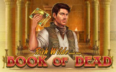 Jouer gratuitement à la machine à sous Book of Dead