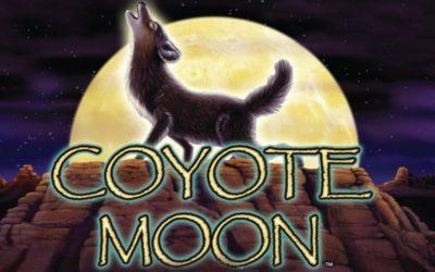 Jouer Gratuitement à la Machine à Sous Coyote Moon