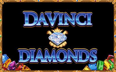 Da Vinci Diamonds – Jouer Gratuitement à la Machine à Sous
