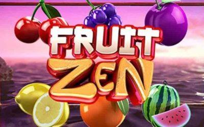 Jouer gratuitement à la machine à sous Fruit Zen