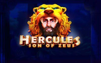 Jouer gratuitement à la machine à sous Hercules Son Of Zeus