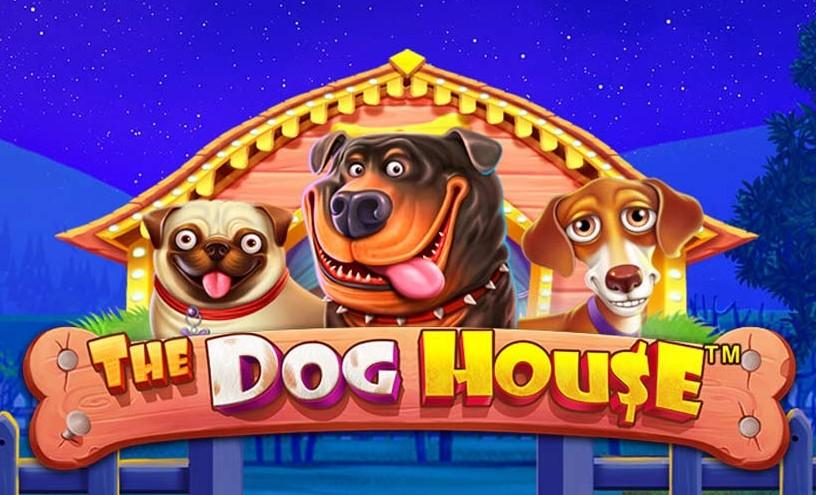 Logo de la machine à sous The Dog House