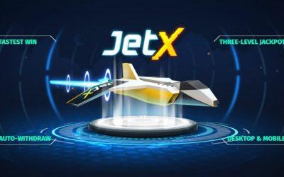 JetX – Jouer Gratuitement – Test et Avis