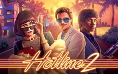 Hotline 2 – Jouer Gratuitement à la Machine à Sous