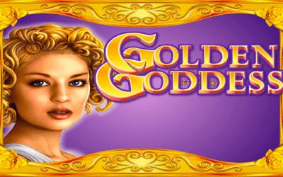 Jouer gratuitement à la machine à sous Golden Goddess