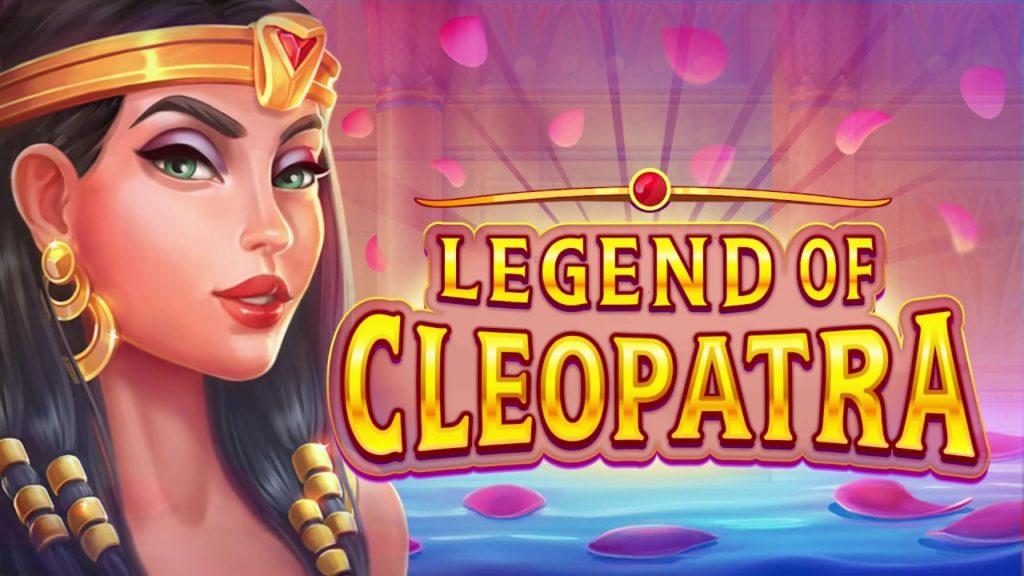 logo de la machine à sous Legend of Cleopatra