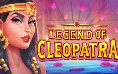 Jouer gratuitement à la machine à sous Legend of Cleopatra