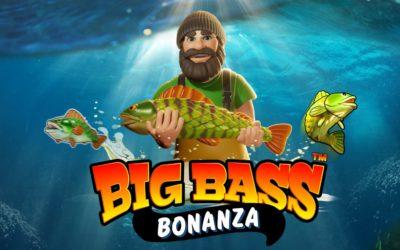 Jouer gratuitement à la machine à sous Big Bass Bonanza