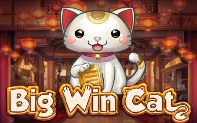 Jouer gratuitement à la machine à sous Big Win Cat