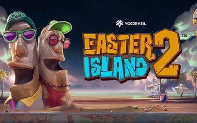 Jouer gratuitement à la machine à sous Easter Island 2
