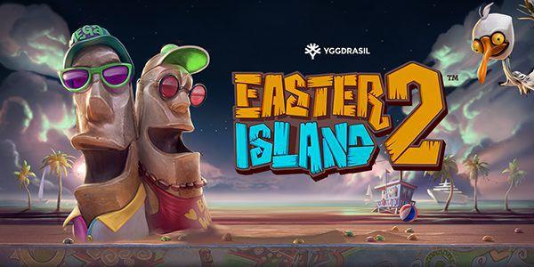 Logo de la machine à sous Easter Island 2