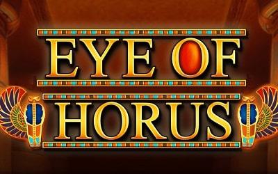 Logo de la machine à sous Eye of Horus