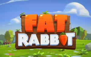 Logo de la machine à sous Fat Rabbit