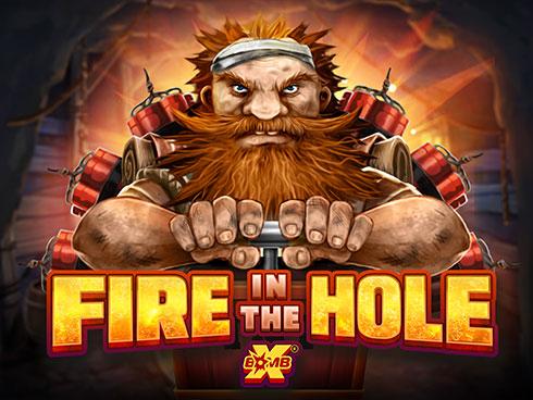 Logo de la machine à sousFire In The Hole