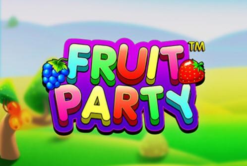 Logo de la machine a sous Fruit Party