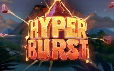 Jouer gratuitement à la machine à sous Hyper Burst