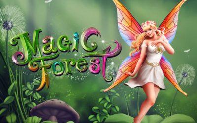 Jouer gratuitement à la machine à sous Magic Forest