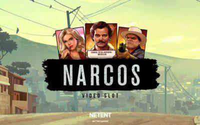 Jouer gratuitement à la machine à sous Narcos
