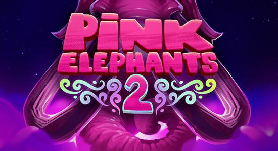 Logo de la machine à sous Pink Elephants 2