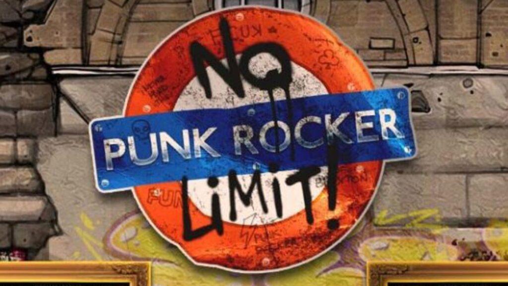 Logo de la machine à sous Punk Rocker