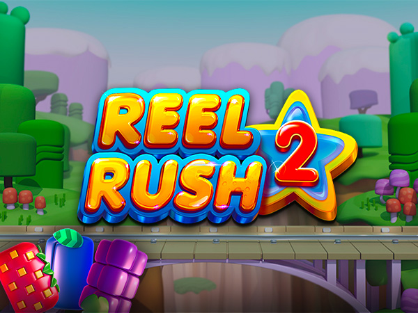Logo de la machine à sous Reel Rush 2