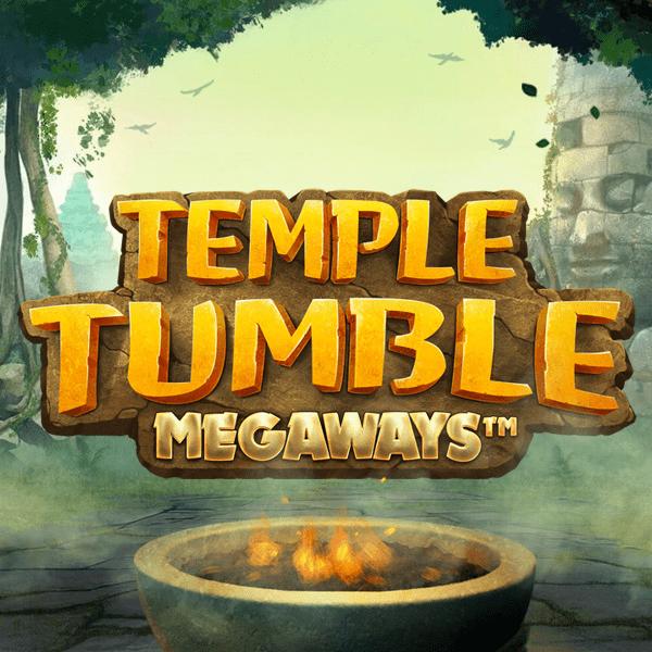 Logo de la machine à sous Temple Tumble