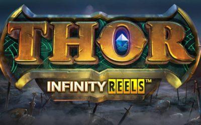 Jouer gratuitement à la machine à sous Thor Infinity Reels