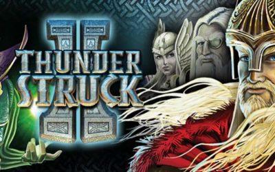 Jouer gratuitement à la machine à sous Thunderstruck II