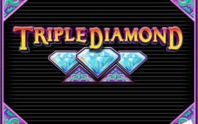 Jouer gratuitement à la machine à sous Triple Diamond