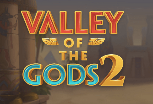 Logo de la machine à sous Valley of the Gods 2