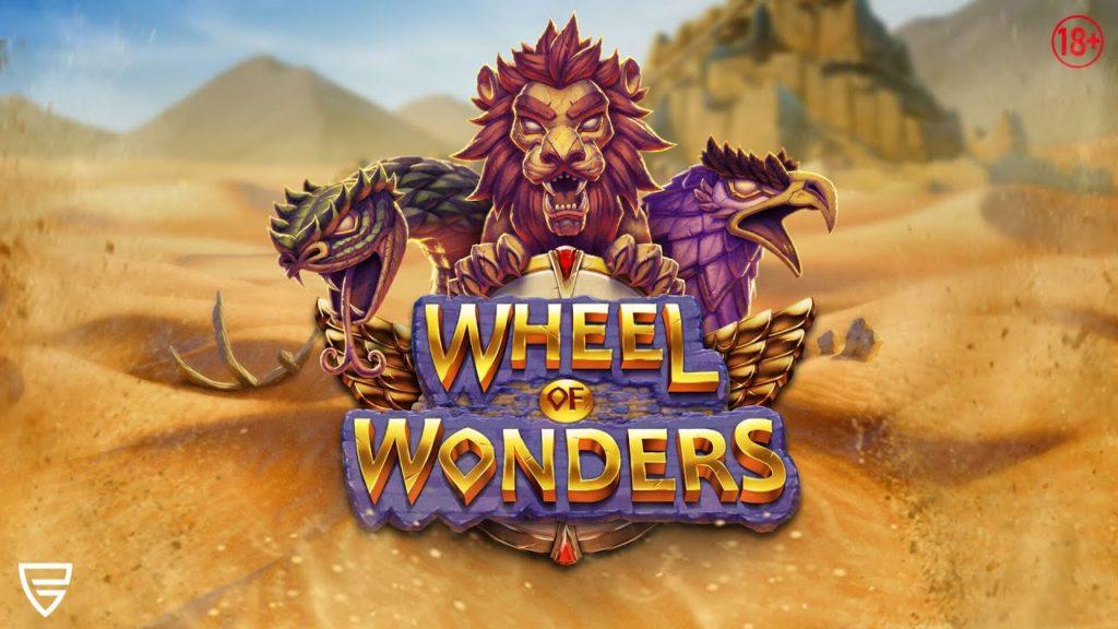 Logo de la machine à sous Wheel of Wonders