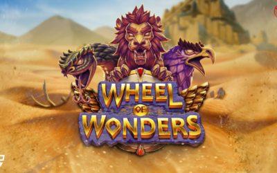 Jouer gratuitement à la machine à sous Wheel of Wonders