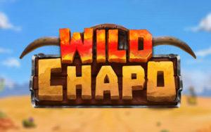 Logo de la machine à sous Wild Chapo
