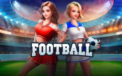 Top 5 machines à sous sur le Football en 2021
