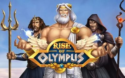 Jouer gratuitement à la machine à sous Rise of Olympus