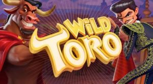 Logo de la machine à sous Wild Toro